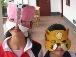Animal Mask for Children's Parade